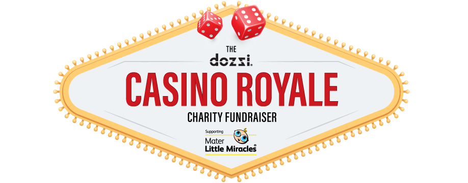 The dozzi Casino Royale Charity Fundraiser