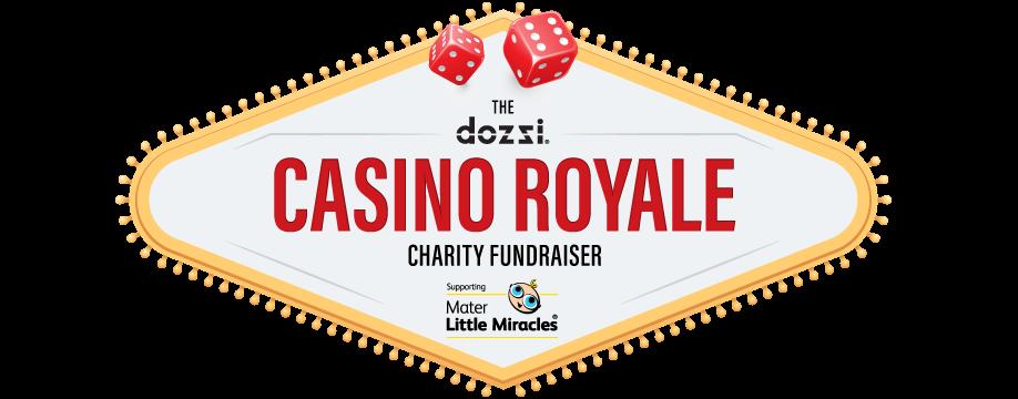 The dozzi Casino Royale Charity Fundraiser