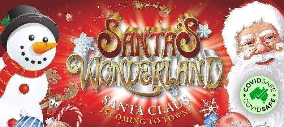 Santa's Wonderland: Wednesday 23 December 2020
