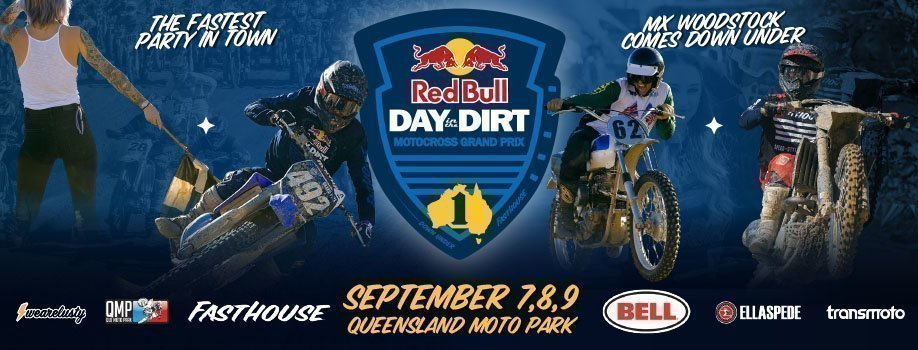 Red Bull Day In The Dirt Down Under