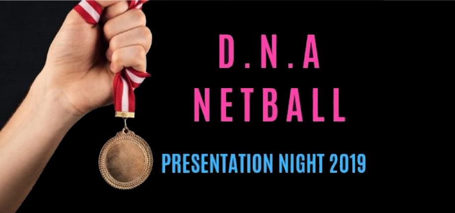 PRESENTATION NIGHT 2019