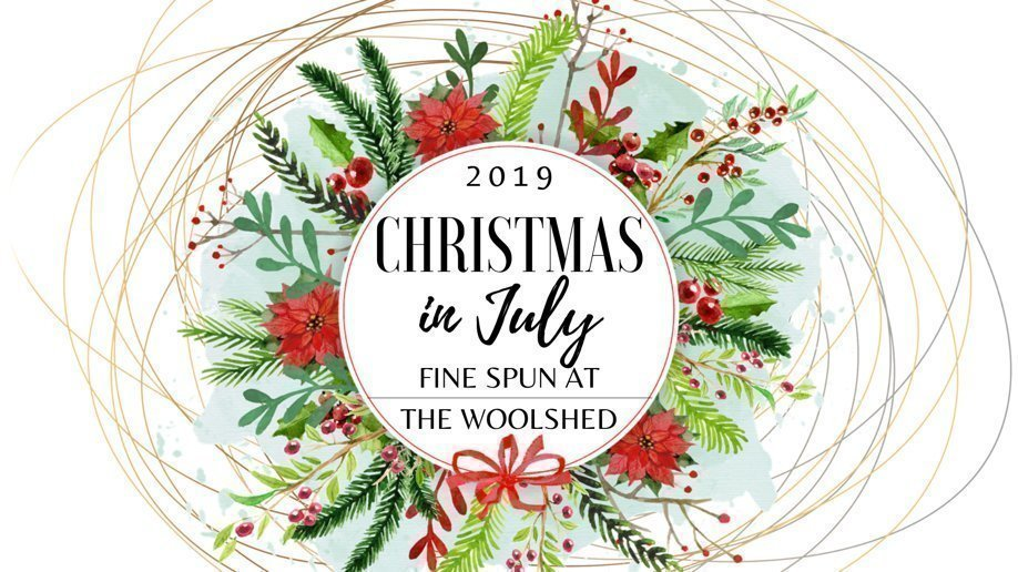 2019 Christmas in July at The Woolshed