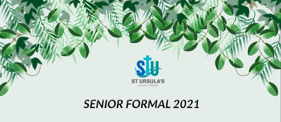 St Ursula's College 2021 Senior Formal