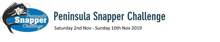 Peninsula Snapper Challenge