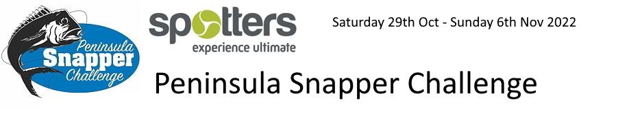 Peninsula Snapper Challenge 2020