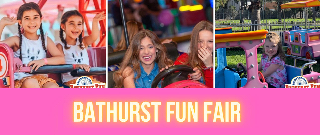 Bathurst Fun Fair | SUNDAY 6 DECEMBER