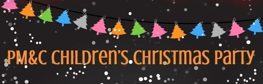 PM&C Children's Christmas Party