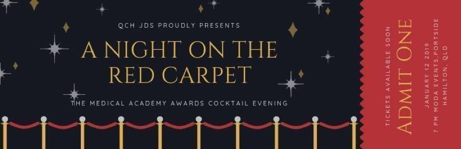 "QCH JDS presents ""A Night on the Red Carpet"""