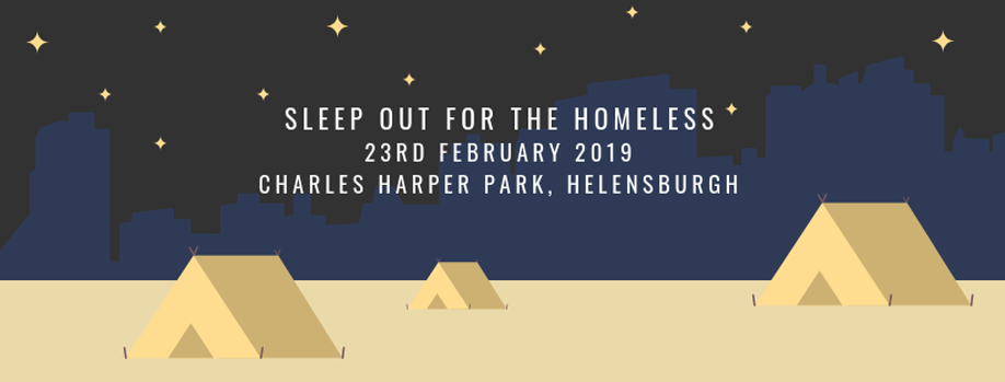Sleepout for the Homeless
