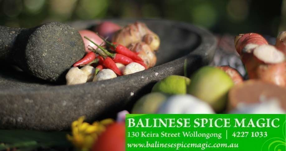 Three Course Balinese Cooking Class  | SUN 7 MAR