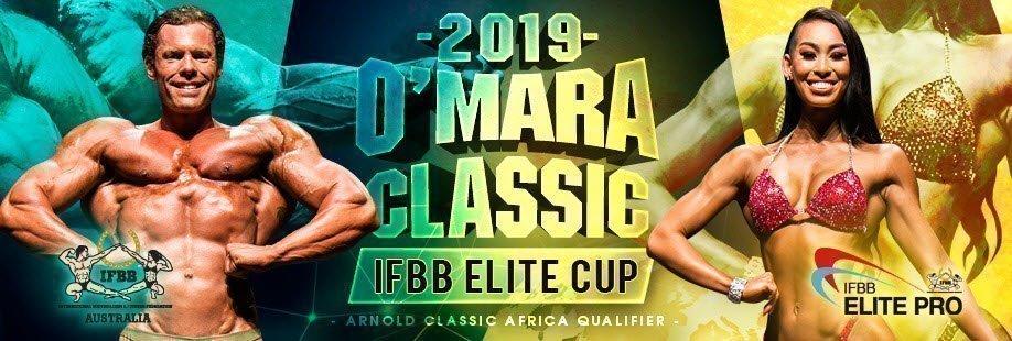 2019 O'Mara Classic - IFBB ELITE CUP