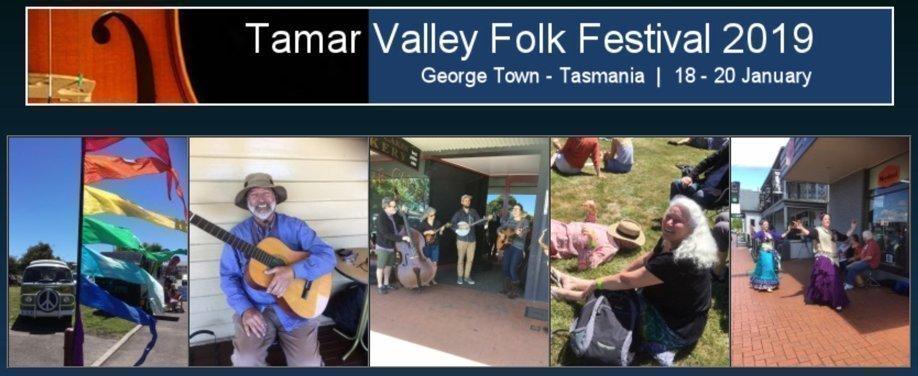 Tamar Valley Folk Festival 2019