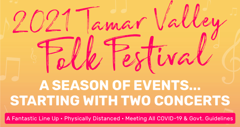 Tamar Valley Folk Festival  - Two Concerts