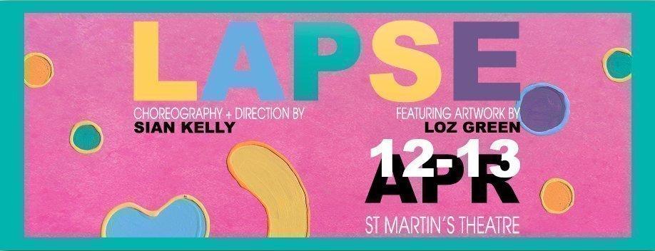 Lapse | FRIDAY 12 APRIL