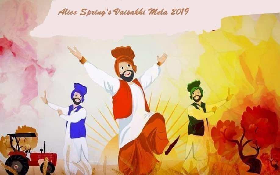 Alice Spring's Vaisakhi Mela 2019