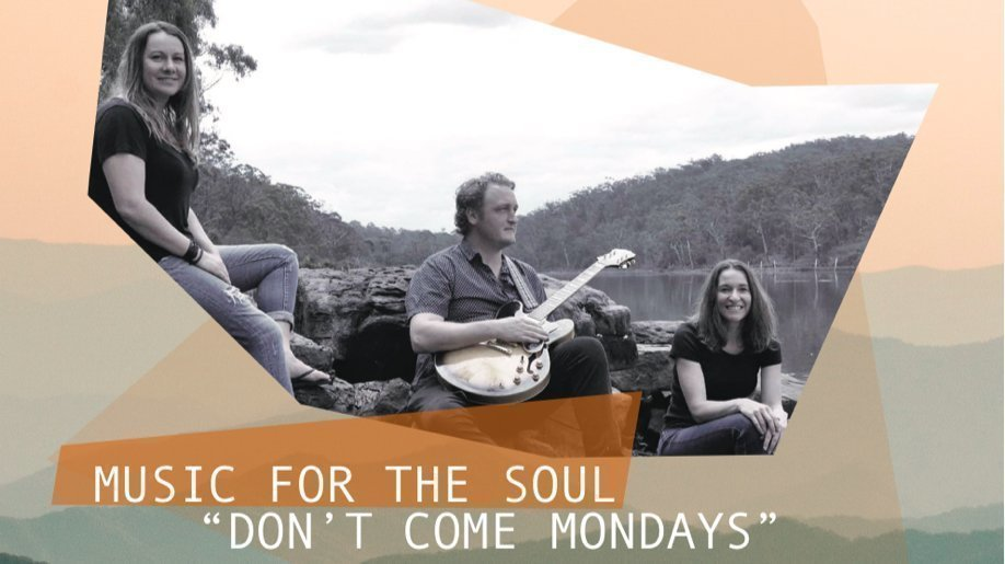 The Studio at Millingandi Presents: Music for the Soul with 'Don't Come Mondays'