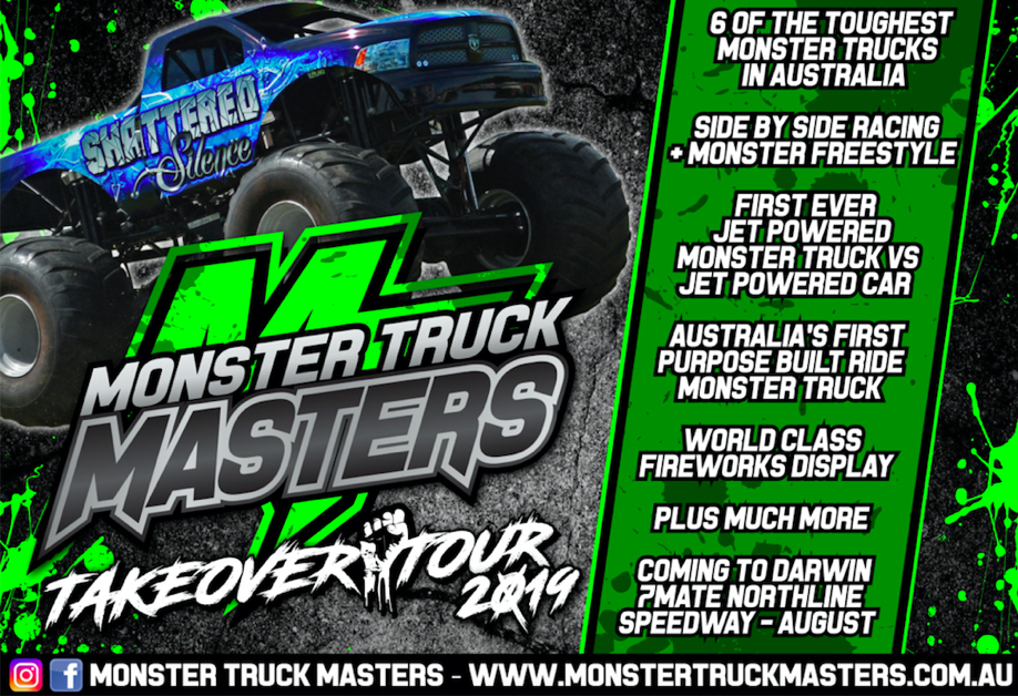 Monster Truck Masters - Takeover Tour 2019