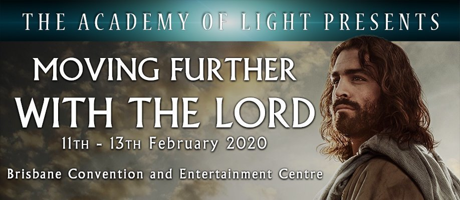 Moving Further with the Lord