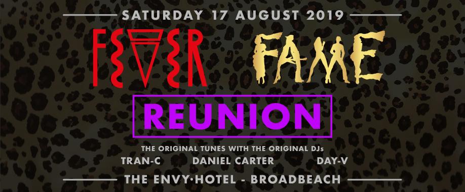 FEVER FAME Reunion 2019