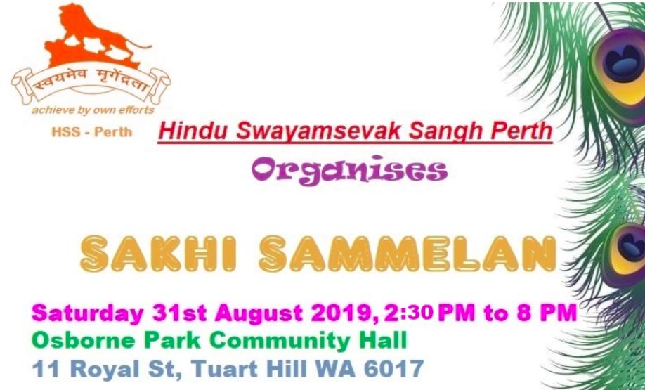 Perth Sakhi Sammelan 2019