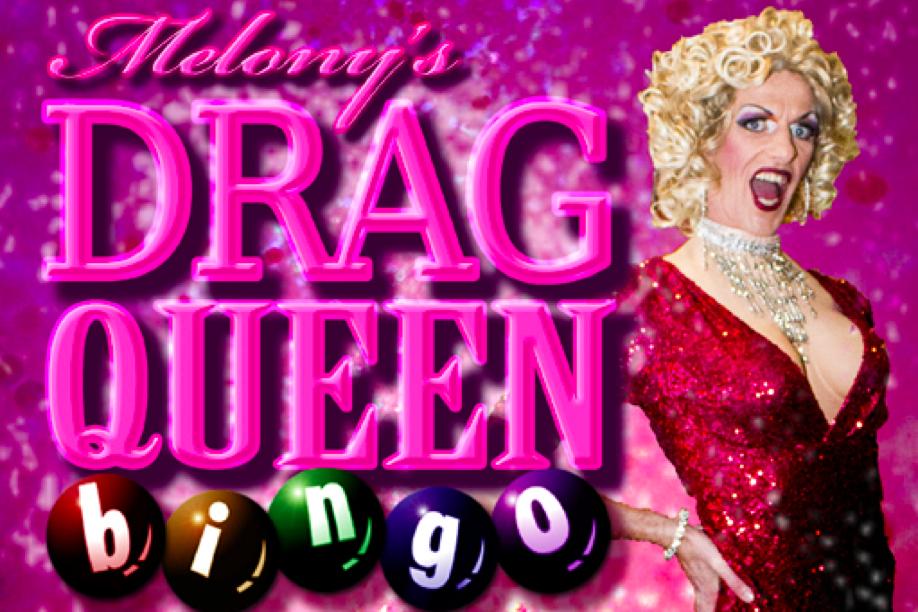 Melony's Drag Queen Bingo    Fundraiser
