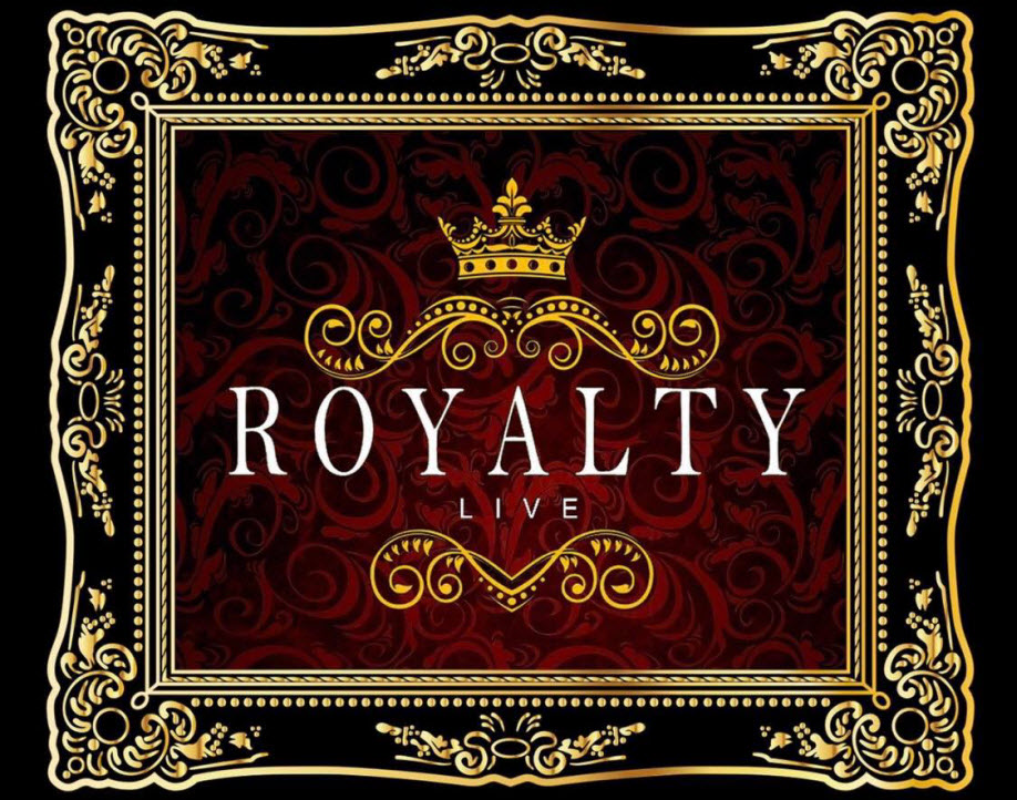 Royalty Live VIP Red Carpet Launch