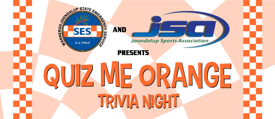 Quiz Me Orange Trivia Night