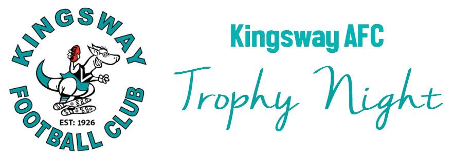 Kingsway AFC Trophy Night