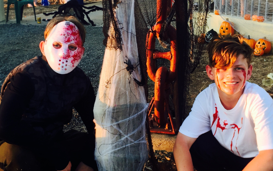Wyreema Hall Annual Trick or Treat Halloween Event