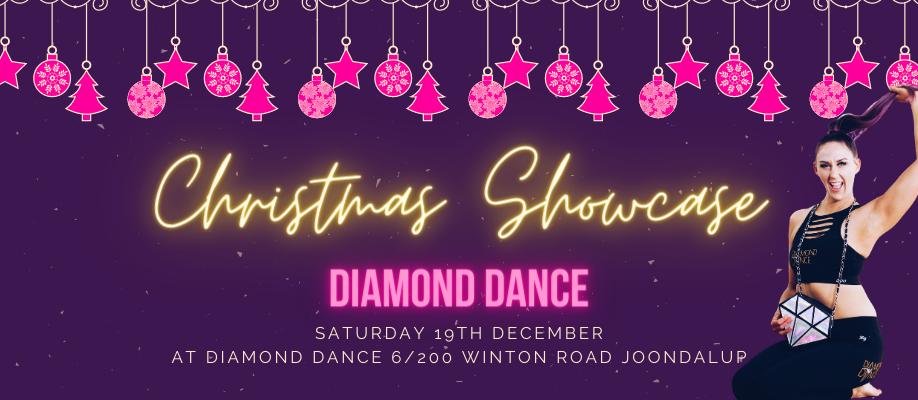 Diamond Dance Christmas Showcase