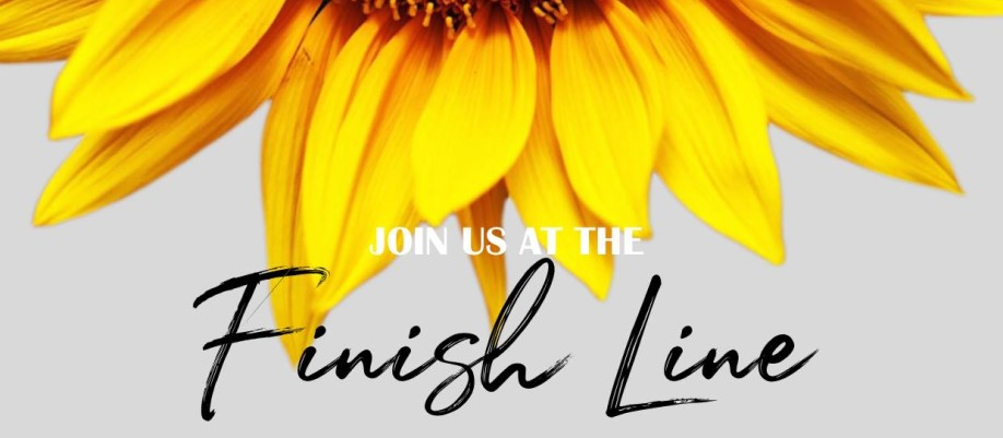 Join us at the Finish Line