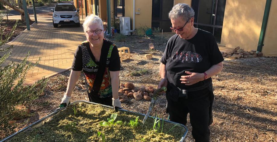 Wicking Garden Bed Workshop at Aldinga Arts EcoVillage | 10AM, SUN 29 NOV