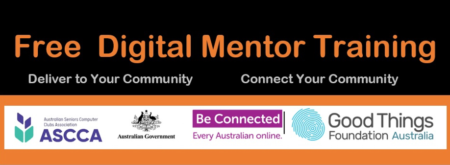Be Connected Digital Mentor Training, KATHERINE – Delivered by SWADE NT