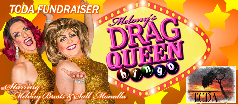 Melony's Drag Queen Bingo – TCDA Fundraiser