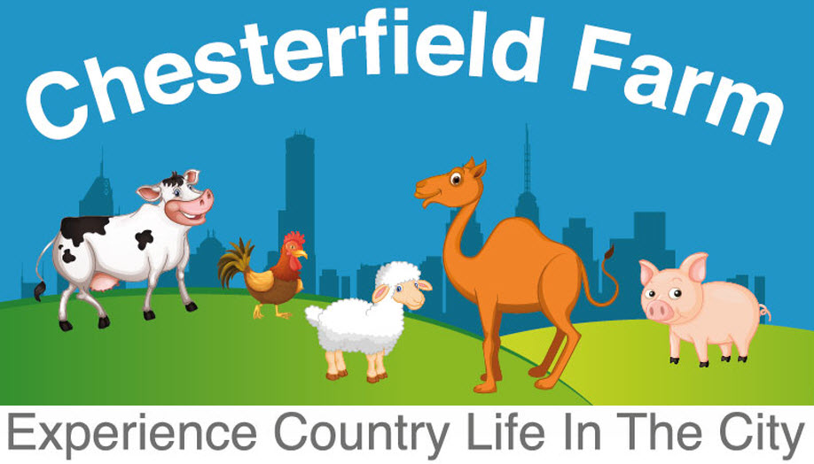 Chesterfield Farm Entry | TUES 25 MAY