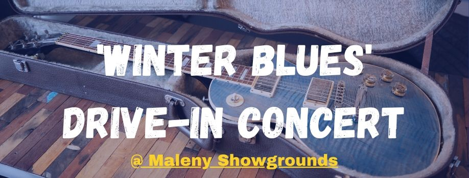 Winter Blues Drive-In Concert