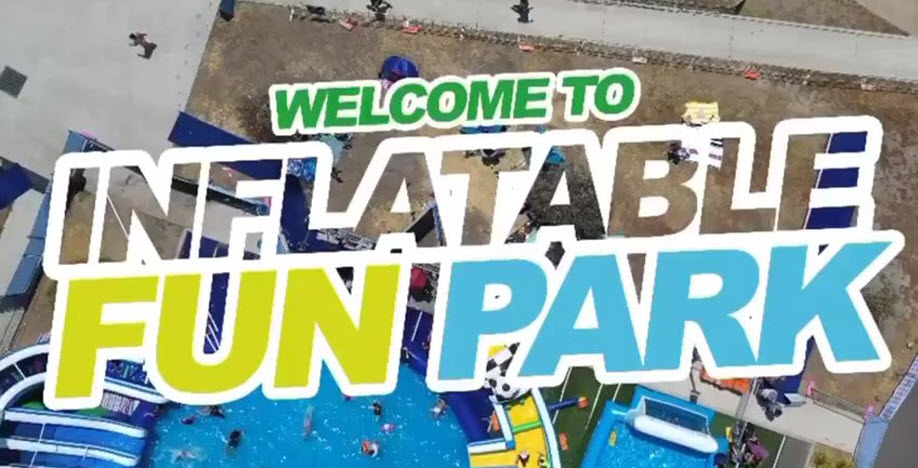 Inflatable Fun Park | DAY PASS | SATURDAY 19 SEPT 2020