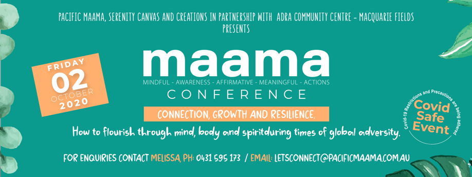 MAAMA Conference