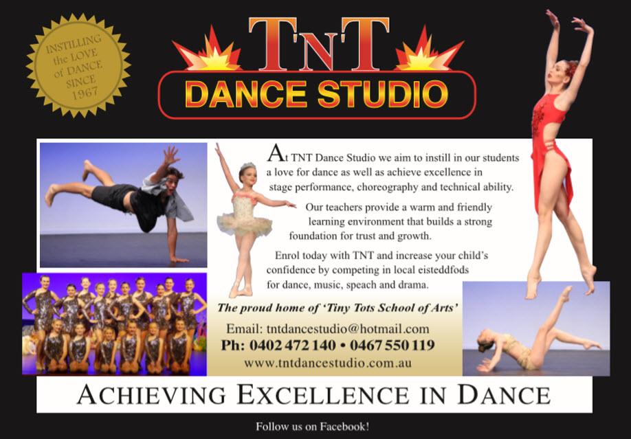 TNT DANCE | Tiny Tots & Junior Showcase 2020
