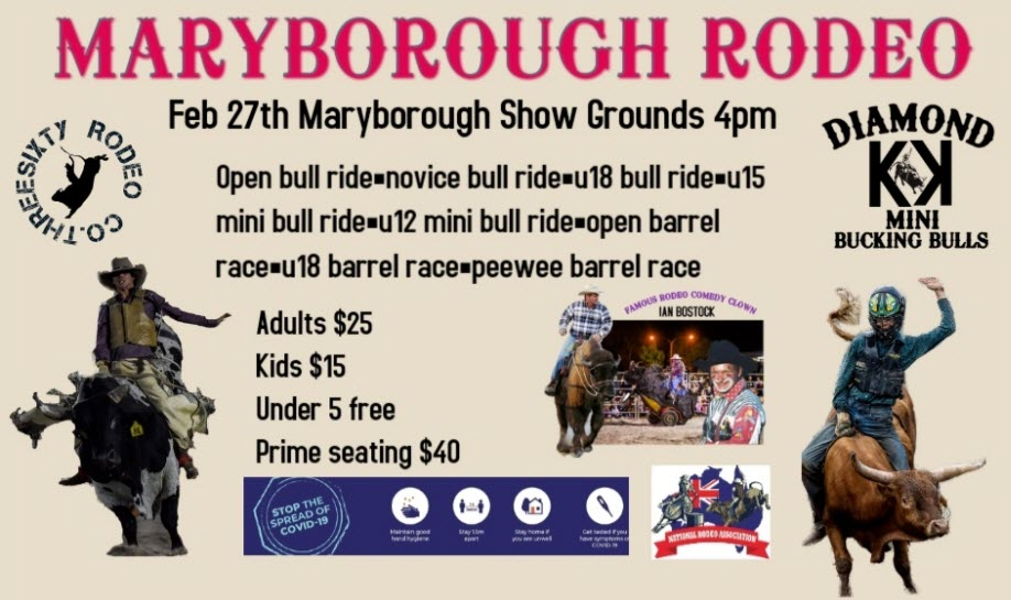 Maryborough Rodeo