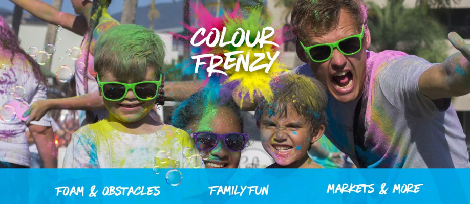 Wilsonton State School Colour Frenzy