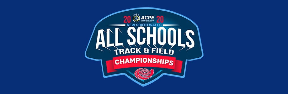 DAY 3 AFTERNOON SESSION: ACPE NSW All Schools Track & Field Championships