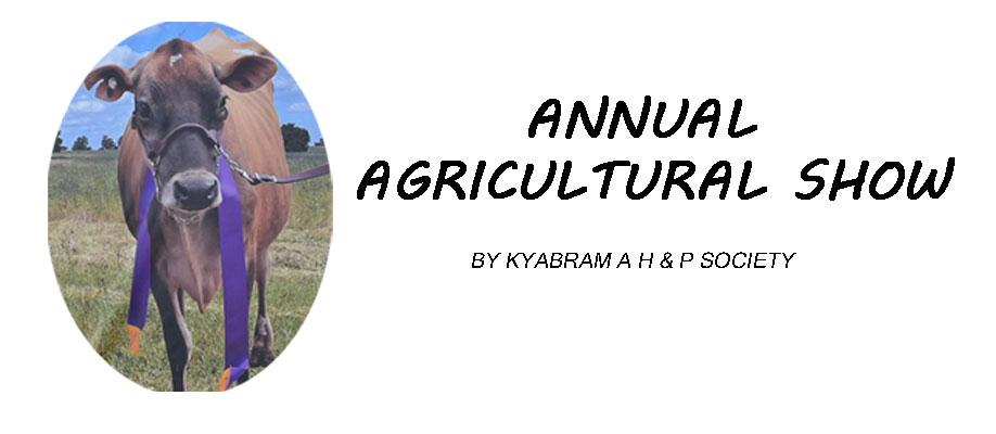 Kyabram Agricultural Show