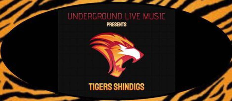 Underground Live Music Tigers Shindigs