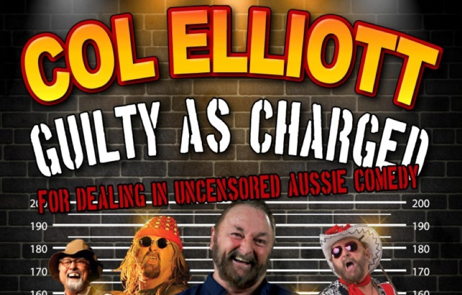 Col Elliot – Guilty as charged