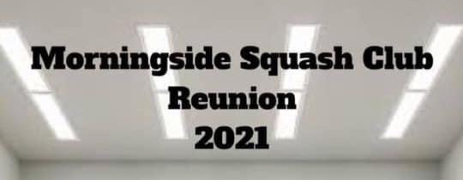 Morningside Squash Club Reunion 2021