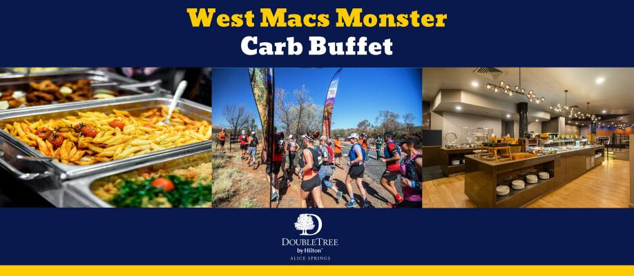 West Macs Monster Carb Buffet