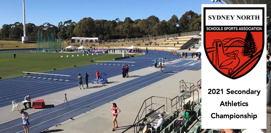 Sydney North Schools Sports Association 2021 Secondary Athletics Championship