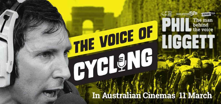 The Voice of Cycling Phil Liggett Documentary