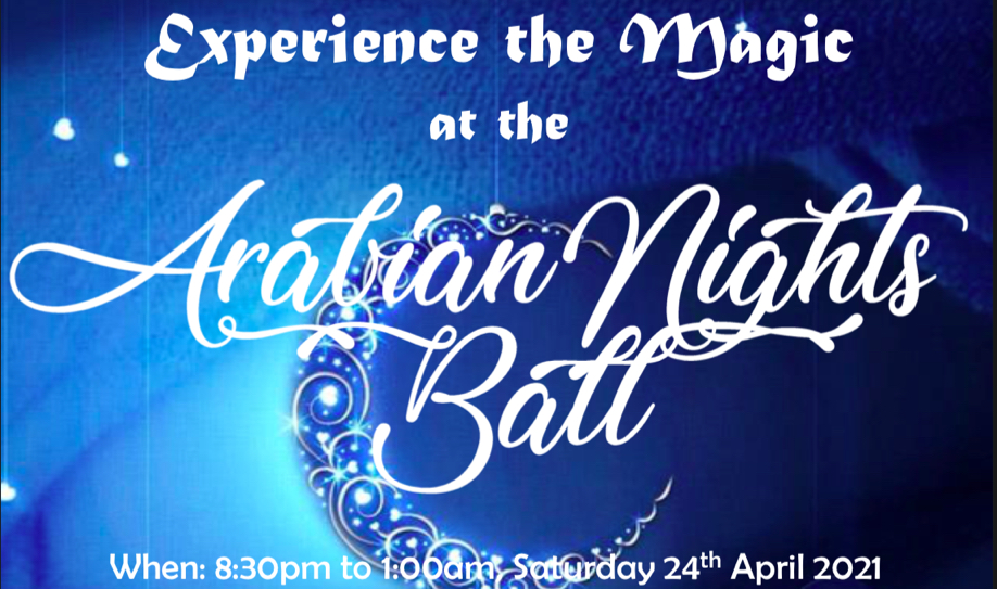 Arabian Nights Ball